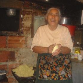 Min Colombianaska mormor.