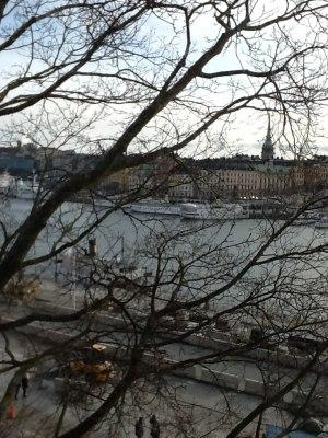 Utsikt från Lydmar.