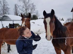 Hästar är bäst ;)