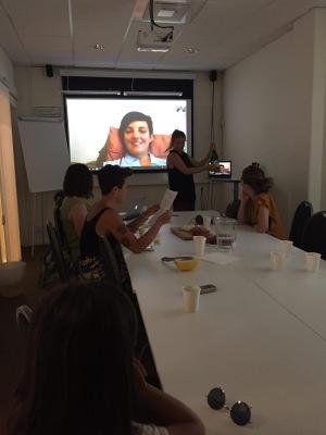 Invigning av fösta månadsmötet! Några av etologerna var med på länk och några på plats i Göteborg den 3e augusti. Vi ser fram emot många fler roliga och givande möten!