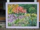 I Monets trädgård II