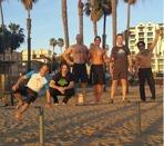 Torgny Steen - MovNat, CrossFit Santa Monica