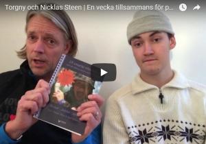 Torgny Steen och Nicklas Steen för psykisk hälsa genom fysisk aktivitet