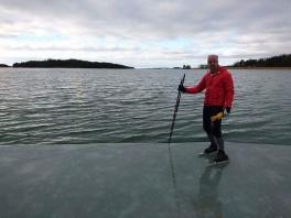 Torgny Steen - vid iskanten