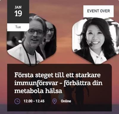 Gästexpert: Ewa Meurk, Hälsoingenjören