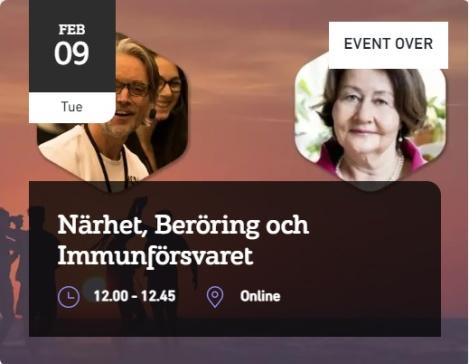 Gästexpert: Kerstin Uvnäs Moberg, Professor