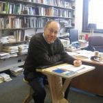 Nobel Lauretan Mr Meyerson, USA