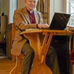 Archibishop Emeritus Anders Wejryd in Uppsala