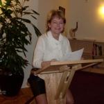 Minister of the Environment Lena Adelsohn visit 2012