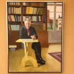 Archbishop Emeritus Painting of Anders Wejryd