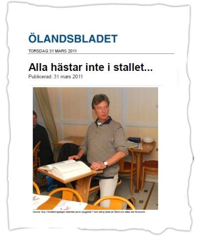 Ölandsbladet 2011