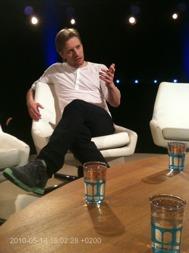 Erik Bolin, Antivålds Debatt Svt