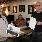 Christer Samuelsson fick både första och andra priset