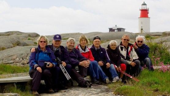 Solveigs Nyström, Lilliz Nyström,  Alf Wulff, Lena Wulff, Roger Sjöblom, Birgit Larsson, Klas Larsson o. Karl Schörghofer