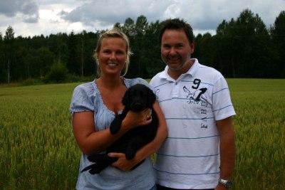 Casper, Lene og Svein