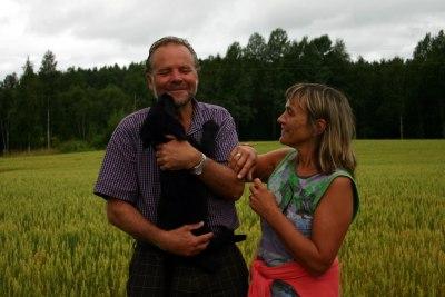 Solan, Heidi og Ivar