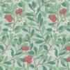 Tapet William Morris - Arbutus - Tapet William Morris - Arbutus Grönröd