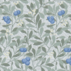 Tapet William Morris - Arbutus - Tapet William Morris - Arbutus Gråblå