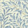 Tapet William Morris - Willow Boughs  - William Morris Willow Boughs Blå