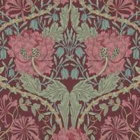 Tapet William Morris - Honeysuckle & Tulip