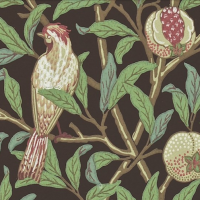 Tapet William Morris - Bird & Pomegranate