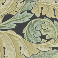 Tapet William Morris - Acanthus