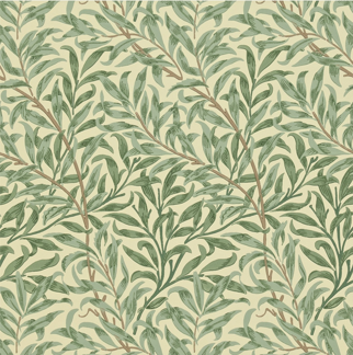 Tapet Willow Boughs Minor - William Morris Willow Boughs Minor