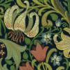 Tapet William Morris - Golden Lily - William Morris Golden Lily Vintage Mörkblå