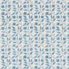 Tyg William Morris - Rosehip - William Morris Rosehip Ljusblå