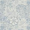 Tyg William Morris - Marigold - William Morris-Marigold ljusblå