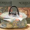 Väska William Morris - Golden Lily Ljusblå