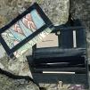 Plånbok William Morris - Atrichoke Creme
