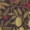 Tapet William Morris - Fruit - William Morris Fruit Brun
