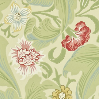 Tapet William Morris - Leicester - William Morris Leicester Creme