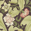 Tapet William Morris - Leicester - William Morris Leicester Brun