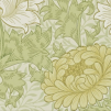 Tapet William Morris - Chrysanthemum - William Morris Chrysanthemum Gul