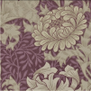 Tapet William Morris - Chrysanthemum - William Morris Chrysanthemum Lila