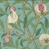 Tapet William Morris - Bird & Pomegranate - William Morris  Bird & Pomegranate