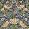 Tapet William Morris - Strawberry Thief