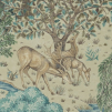 Tapet William Morris - The Brook - William Morris The Brook Beige