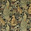 Tyg William Morris - Forest Sammet
