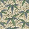 Tyg William Morris - Bamboo - William Morris Bamboo Grön