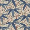 Tyg William Morris - Bamboo - William Morris Bamboo Blå