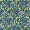 Tyg William Morris - Seaweed
