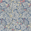 Tyg William Morris - Bramble - William Morris Bramble Ljusblå