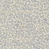 Tyg William Morris - Love Is Enough - William Morris - Love Is Enough Blå