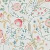 Tapet William Morris - Mary Isobel - William Morris Mary Isobel Blårosa
