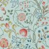 Tapet William Morris - Mary Isobel - William Morris Mary Isobel Turkos