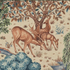 Tyg William Morris - The Brook Linne - William Morris - The Brook Beige