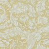 Tapet William Morris - Bachelors Button - William Morris Bachelors Button Gul